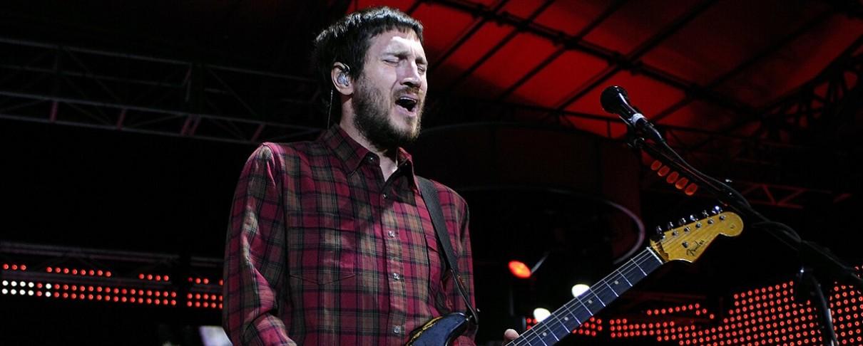 Ο John Frusciante επιστρέφει στους Red Hot Chili Peppers