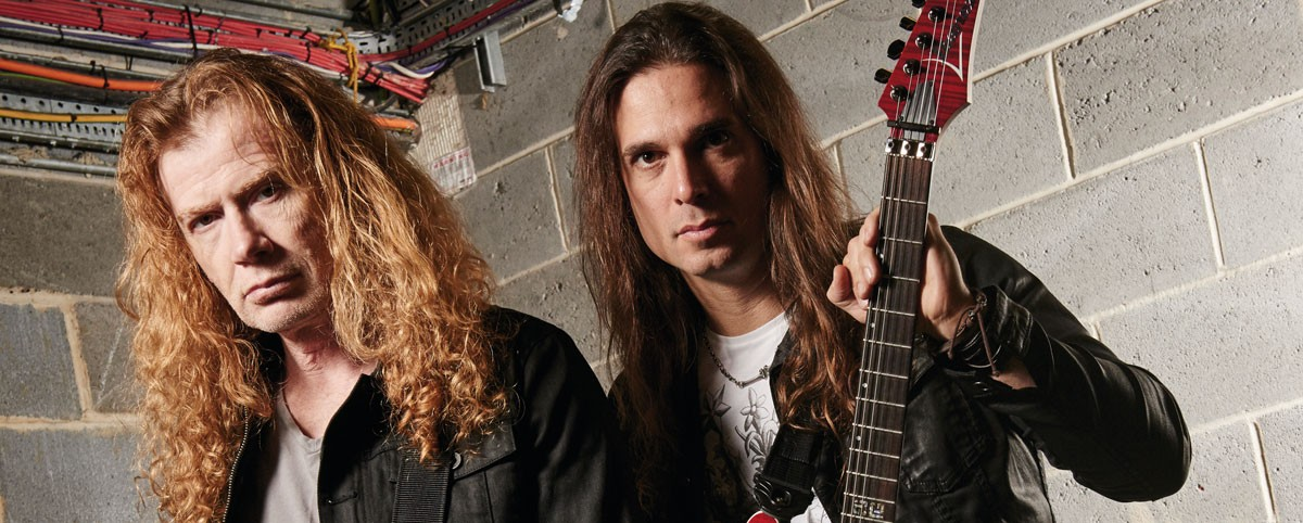 Kiko Loureiro: «Η χριστιανική πίστη του Dave Mustaine και οι Megadeth…»
