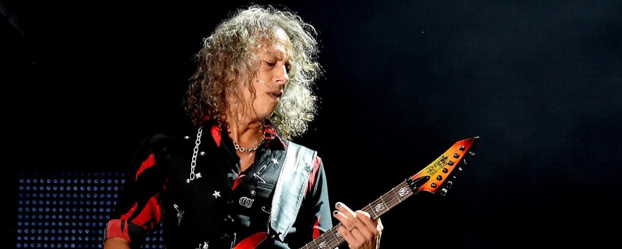 Kirk Hammett: «Οι περισσότερες ιδέες μου απορρίπτονται στους Metallica…»