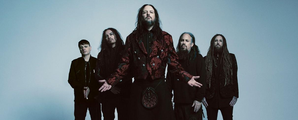 Οι Korn «μοιράζονται» ένα νέο κομμάτι