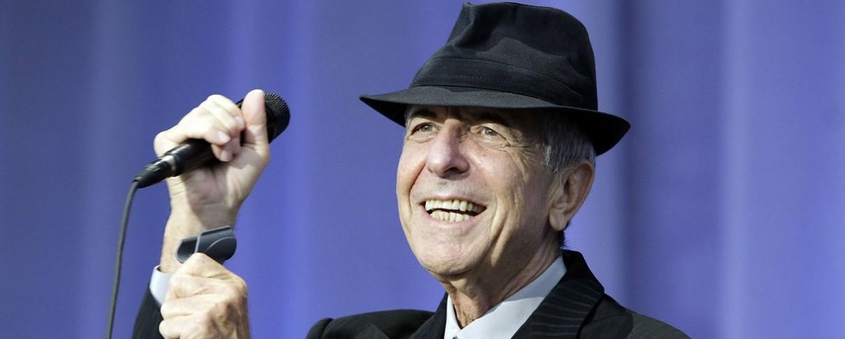 Μεταθανάτιο άλμπουμ του Leonard Cohen κυκλοφορεί το Νοέμβριο