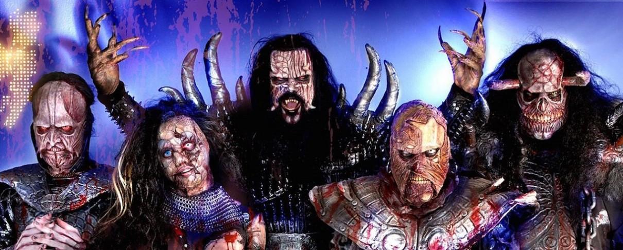 Οι Lordi επιστρέφουν στην Ελλάδα