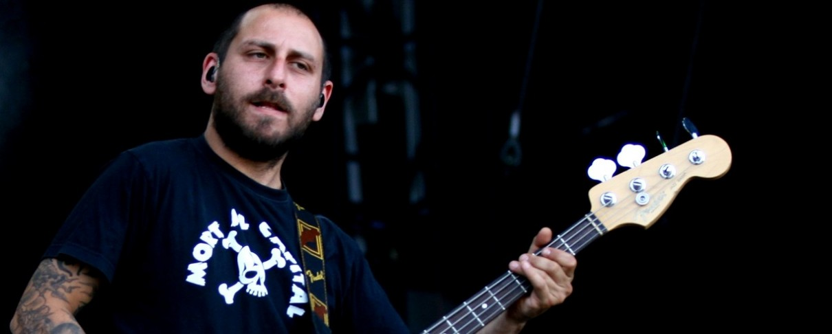 White Stones: Νέο project από τον μπασίστα των Opeth, Martin Mendez