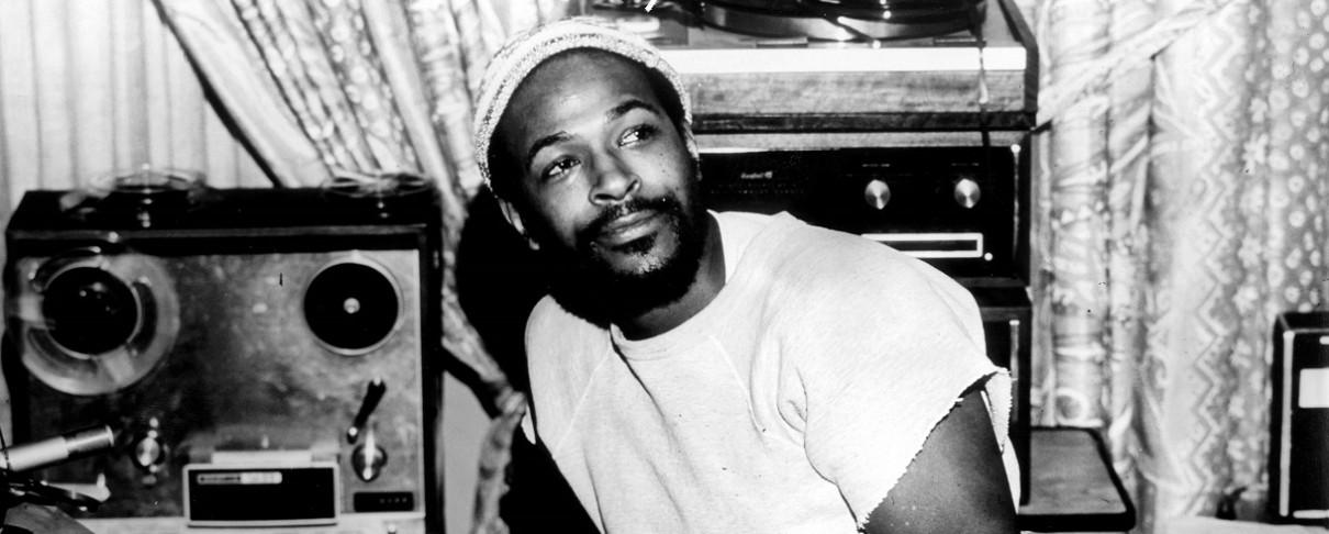 Ακυκλοφόρητο άλμπουμ του Marvin Gaye στο φως της δημοσιότητας