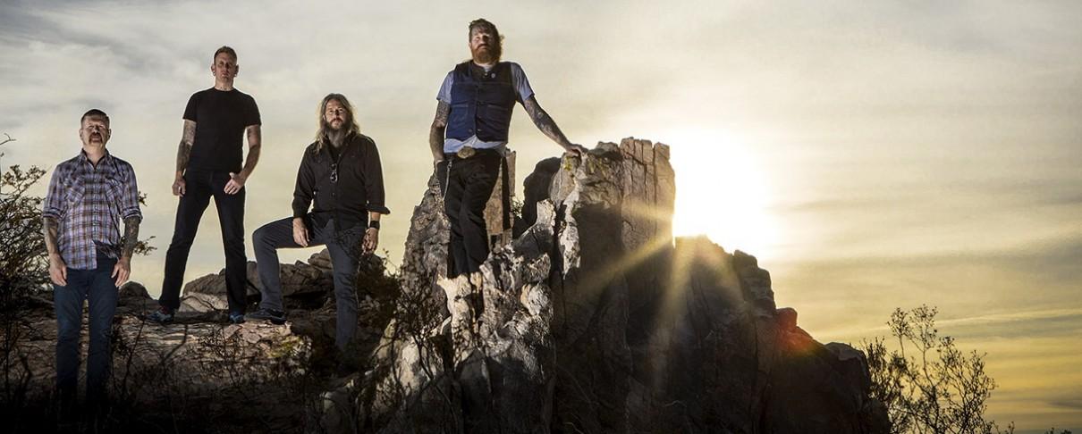 """Ακούστε την διασκευή του """"Stairway Τo Heaven"""" από τους Mastodon"""