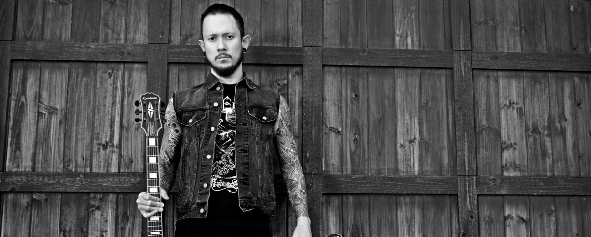 "O Matt Heafy των Trivium διασκευάζει το ""Crazy Train"""