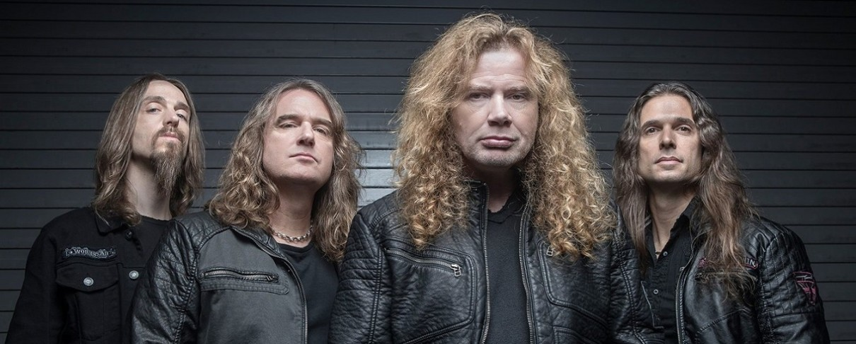 Κομμάτι των Megadeth σε νέα διαφήμιση του iPhone