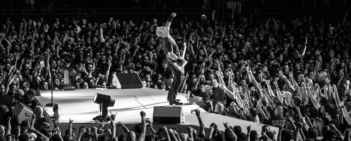 Metallica: Η μεγαλύτερη live μπάντα όλων των εποχών