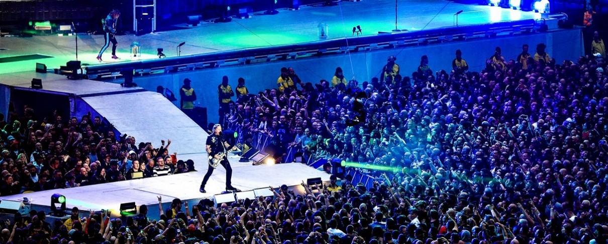 Οι Metallica διασκευάζουν Stone Roses