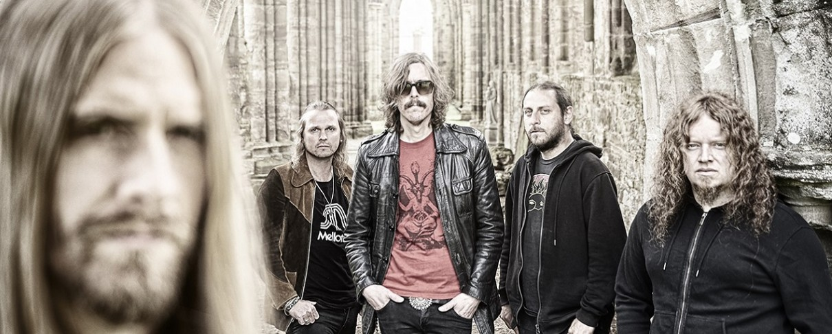 Οι Opeth αποκαλύπτουν τίτλο, tracklist και εξώφυλλο του νέου τους άλμπουμ