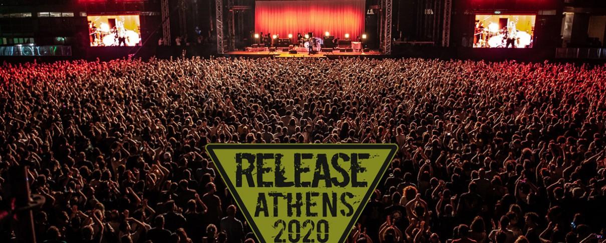 Το Release Athens 2020 έρχεται!