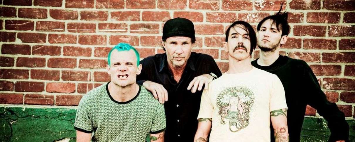 Red Hot Chili Peppers στις… πυραμίδες