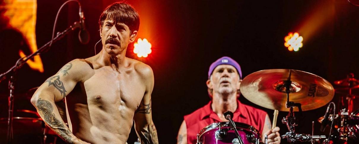 Όλες οι πληροφορίες για την εμφάνιση των Red Hot Chili Peppers στο Ejekt Festival 2020