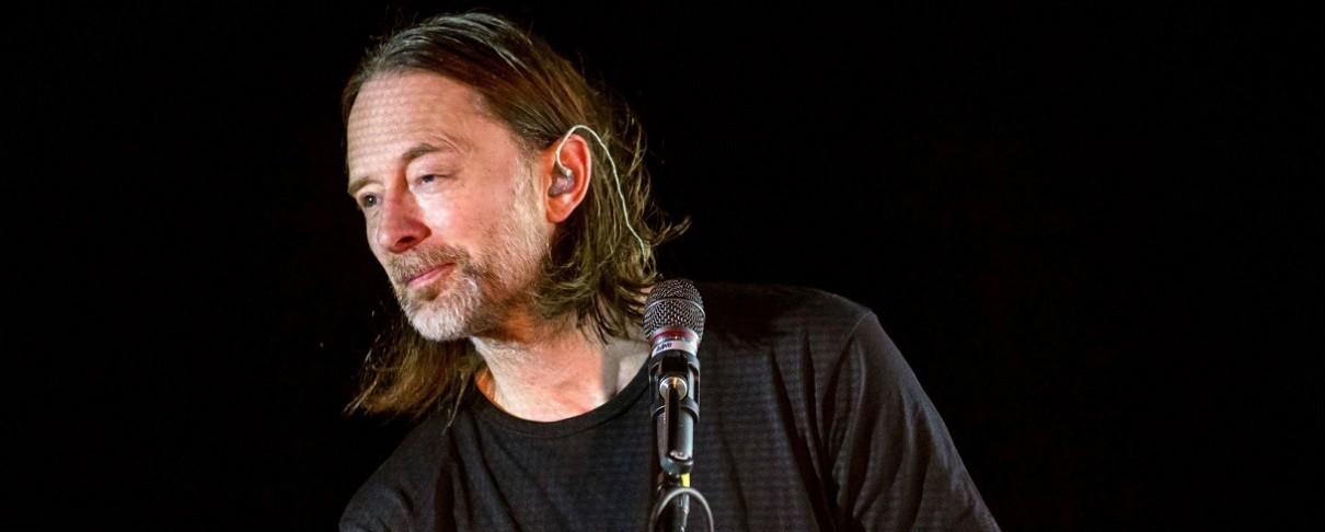 Ο Thom Yorke «ρίχνει άκυρο» στο Rock Αnd Roll Hall Οf Fame.