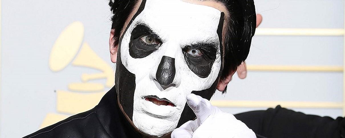 Ο Tobias Forge δουλεύει για το νέο άλμπουμ των Ghost
