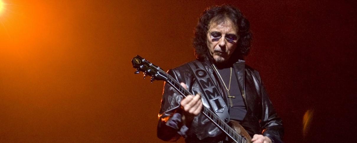 O Tony Iommi σολάρει για τους Candlemass