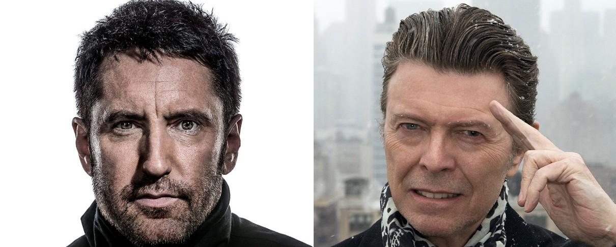 "Trent Reznor και Atticus Ross διασκευάζουν το ""Life Οn Mars"" του David Bowie"
