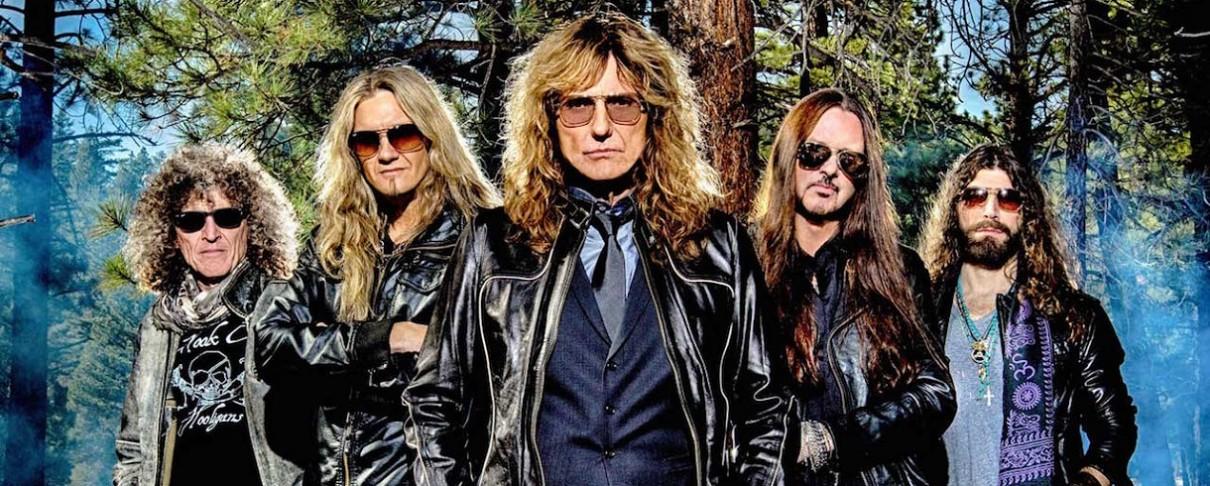 Νέο άλμπουμ και single από τους Whitesnake