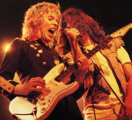 «Έφυγε» ο κιθαρίστας του Ian Gillan και του Ozzy Osbourne, Bernie Torme