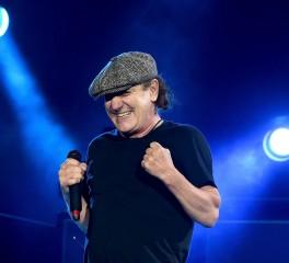Επιβεβαιώνει την επιστροφή του στους AC/DC ο Brian Johnson;