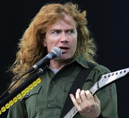 Dave Mustaine: Η μάχη με τον καρκίνο έφερε στο πλευρό μου τον… James Hetfield
