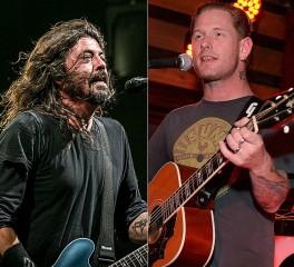 O Dave Grohl, o Corey Taylor και ο Scott Ian διασκευάζουν Pantera