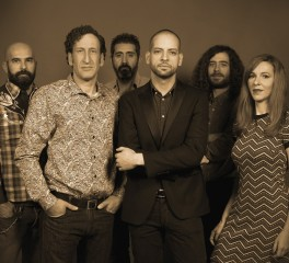 Οι Dustbowl συνεργάζονται με τον θρυλικό Chris Cacavas