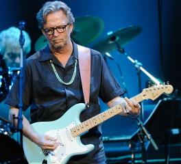 Ο Eric Clapton διασκευάζει Prince