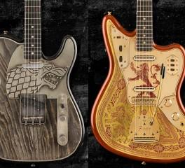 Ο Scott Ian και ο Tom Morello «ροκάρουν» με… Game Οf Thrones κιθάρες
