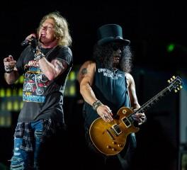 Guns N' Roses live για πρώτη φορά μέσα στο 2019 (video)