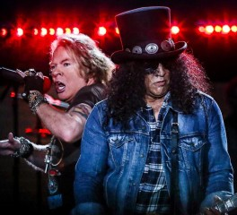 """Φήμες για νέο κομμάτι των Guns N' Roses στο soundtrack του επερχόμενου """"Terminator"""""""