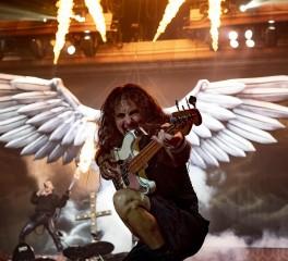 """Δείτε το εντυπωσιακό live video του """"Flight Of Icarus"""" των Iron Maiden"""