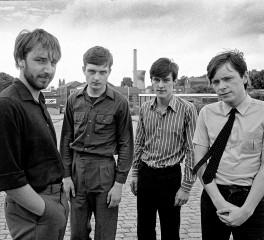 """Επανεκδίδεται το """"Unknown Pleasures"""" των Joy Division"""
