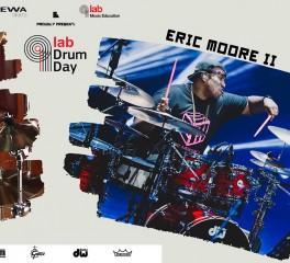 Gergo Borlai και Eric Moore σε ένα μοναδικό drum clinic στην Αθήνα