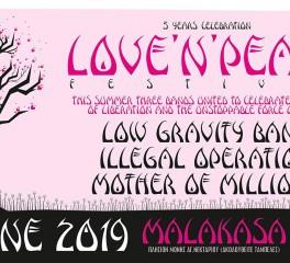 Το Love 'n' Peace Festival επιστρέφει τον Ιούνιο