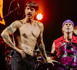 Οι Red Hot Chili Peppers στο Ejekt Festival