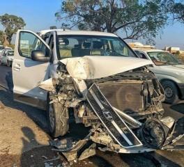 Σοβαρό αυτοκινητιστικό ατύχημα για τους Sabaton