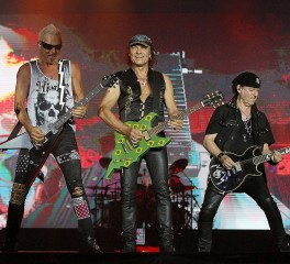 Οι Scorpions ξεκινούν τις ηχογραφήσεις του νέου τους άλμπουμ