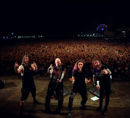 Τελευταίο τραγούδι και αποχαιρετισμός από τους Slayer (video)