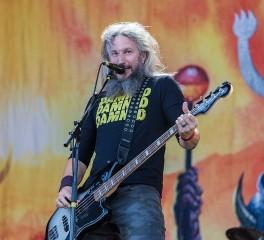 Ο Troy Sanders των Mastodon γίνεται μέλος των Thin Lizzy