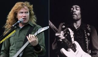 O Dave Mustaine διασκευάζει Jimi Hendrix