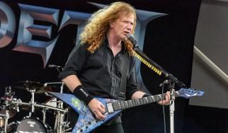 """O Dave Mustaine παρουσιάζει το κόμικ """"Death By Design"""" (video)"""