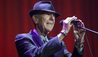 Leonard Cohen: Ένα ακόμα μεταθανάτιο κομμάτι του μεγάλου καλλιτέχνη