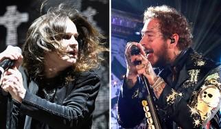 Ο Ozzy Osbourne στο νέο άλμπουμ του Post Malone
