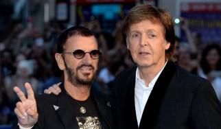 Ο Paul McCartney «συναντά» τον Ringo Starr και παίζουν κομμάτια των Beatles