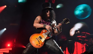 Ο Slash επιβεβαιώνει το νέο άλμπουμ των Guns N' Roses