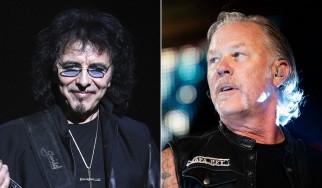Μήνυμα στήριξης του Tony Iommi στον James Hetfield