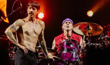 Οι Red Hot Chili Peppers στο Ejekt Festival
