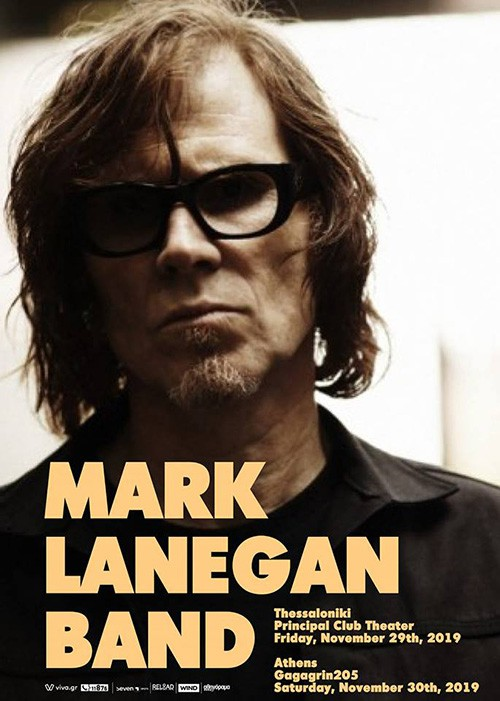 Mark Lanegan Band Θεσσαλονίκη @ Principal Club Theater