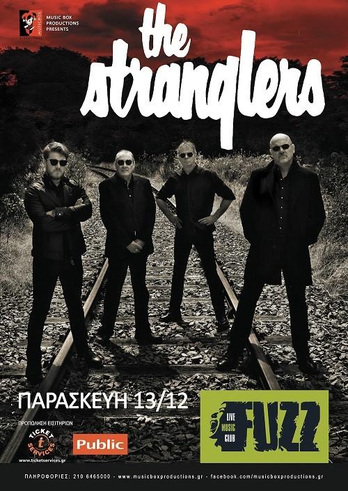 The Stranglers @ Fuzz Club